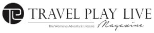 logo of Travel Play Live adventure magazine for women