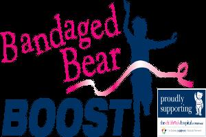 Bandaged Bear BOOST