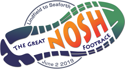 The Great NOSH Footrace